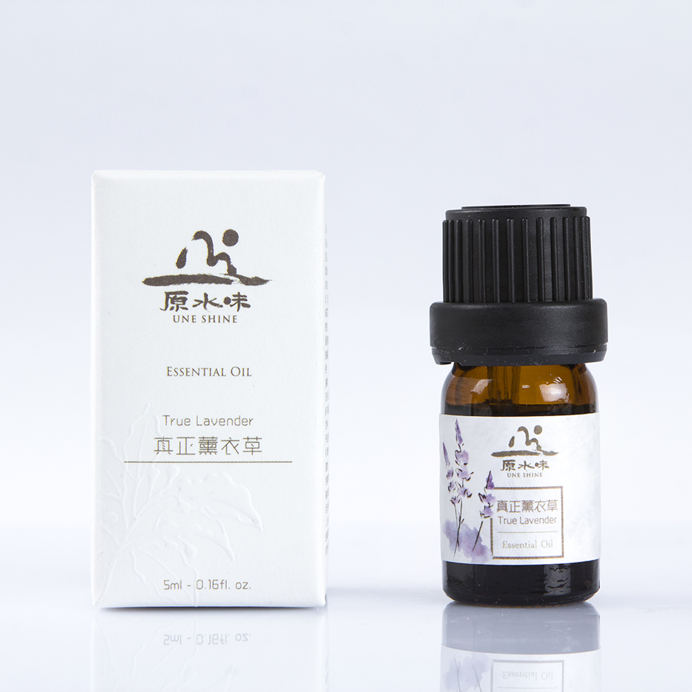 原水味薰衣草精油5ml放松紧致亮肤香熏精油单方护肤