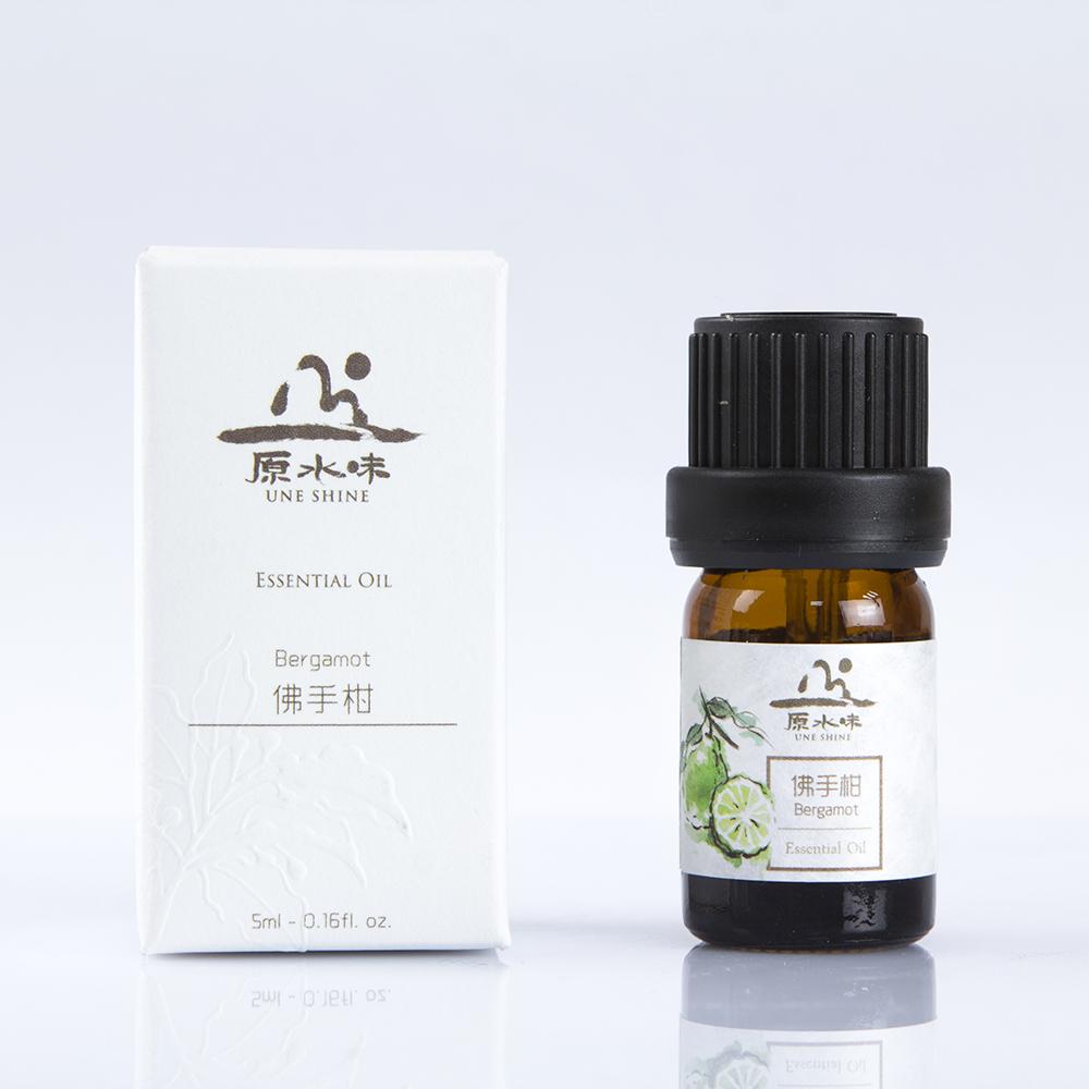 原水味佛手柑精油5ml专注适合油性肌肤香熏精油单方精油